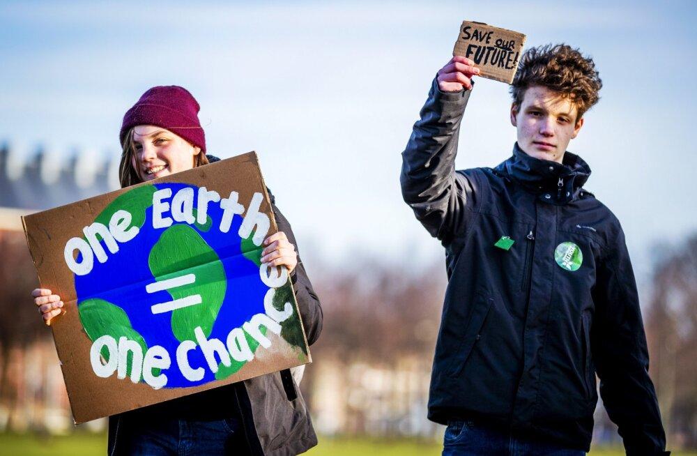 Главной угрозой миропорядку назвали изменения климата