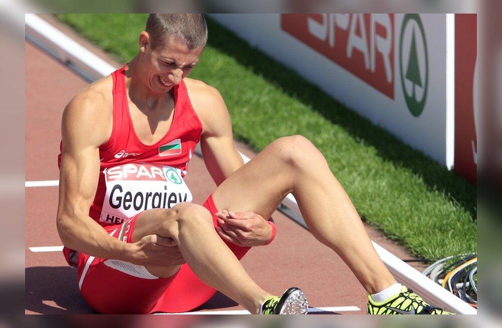 VÕIGAS VIDEO: Helsingi EMil murdis 100m sprinter jala