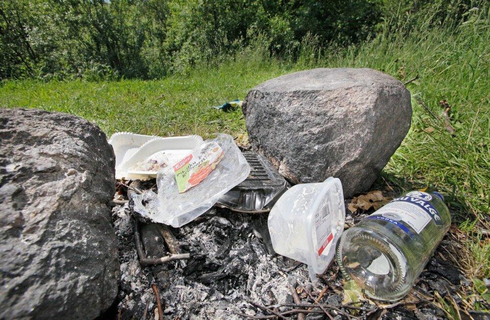 Eesti inimesed on viimasel ajal selgelt väljendanud, et neile läheb väga korda puhas elukeskkond, kaunis loodus ning selle säilitamine.