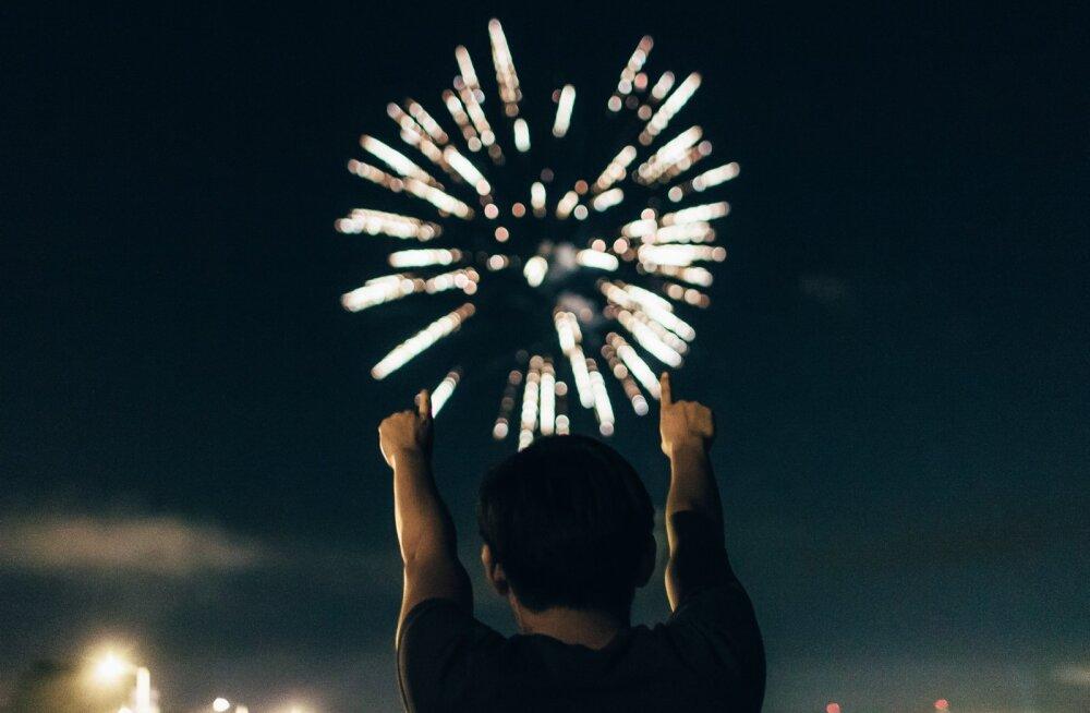 Sel aastal kavatsed uusaastalubadustest kindlasti kinni pidada? Kolm küsimust, mis aitavad uue aasta eesmärke edukamalt seada