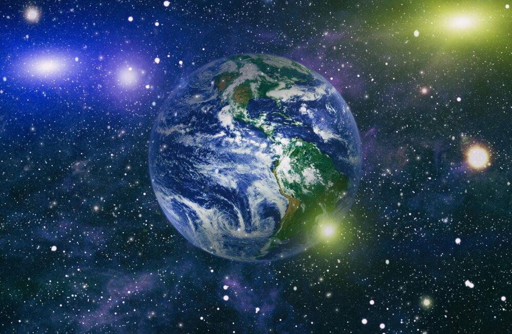 Universumis võib leiduda Maast elamiskõlblikumaid planeete