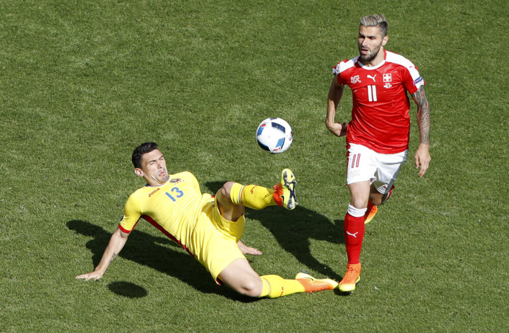 Šveits vs Rumeenia