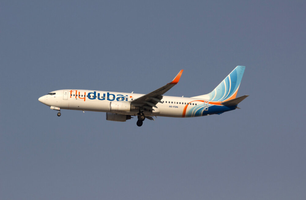 Предполагаемый пассажиропоток на авиалинии Таллинн-Дубай составит около 30 000 человек в год