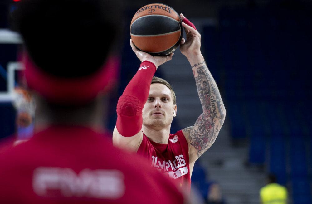 Läti korvpallikoondislane on lähedal Himkiga jätkamisele