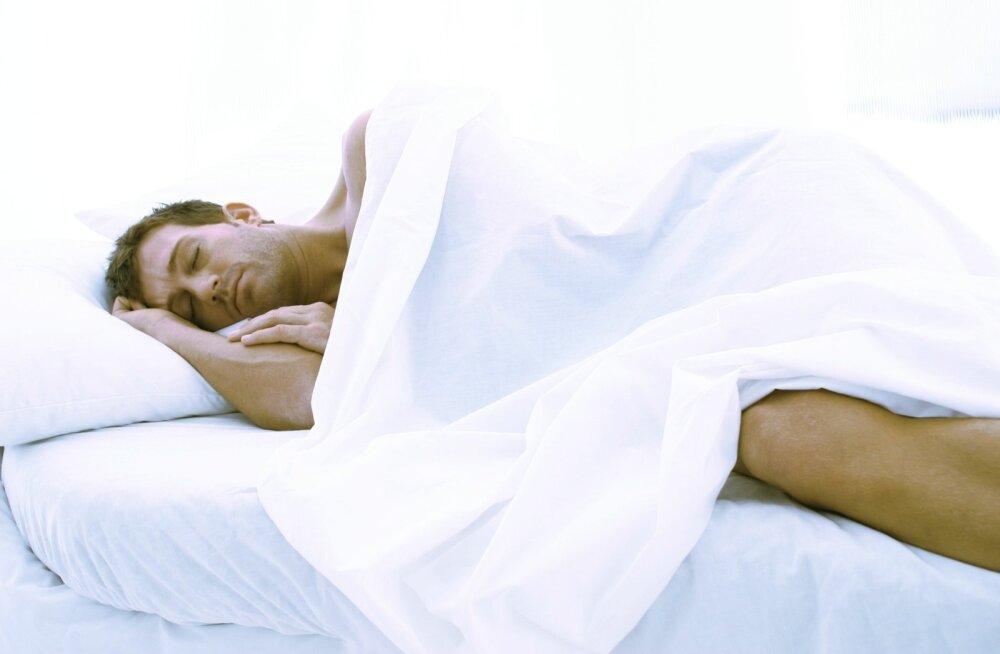 Счастливые супруги хорошо спят