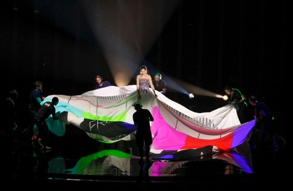 Eurovision 2018 1 poolfinaali 1 läbimäng