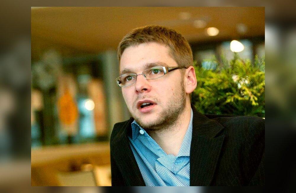 Jevgeni Ossinovski: Millist valitsust me ei taha?