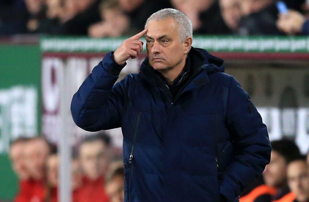 Arsenali eurosarja unistused said hoogu juurde, Mourinho ja Tottenham komistasid taas