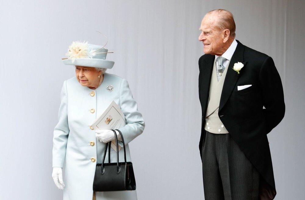 Probleemid palees? Kuninganna ja tema abikaasa eraelu on karil pärast Philipi pensionile jäämist