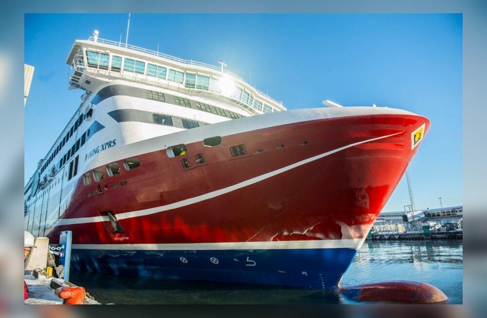Eelmise aasta populaarseim laev oli Viking Line'i Tallinn-Helsingi liinil seilav Viking XPRS.