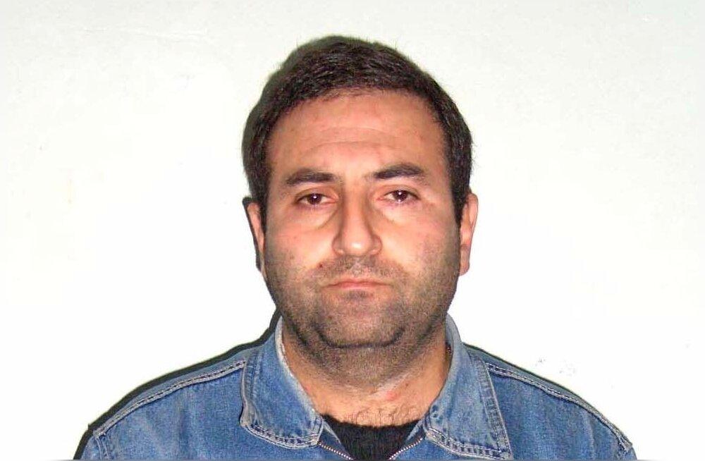 Europoli tagaotsitavate nimekirjas on ka Eestis tapmises kahtlustatav mees