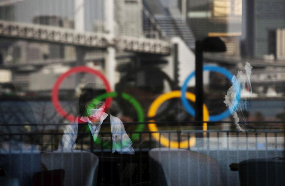 """Mis saab Tokyo olümpiast? """"Asi on suuresti ROK-i kätest väljas."""""""