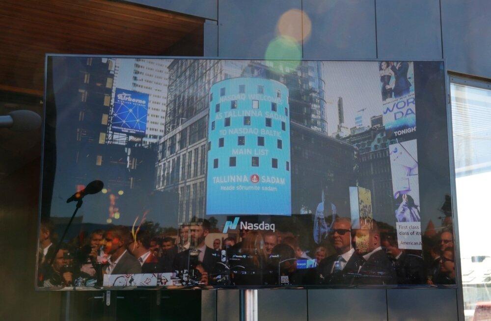 ГРАФИК   Дебют 13 эстонских предприятий на бирже: каким он был?