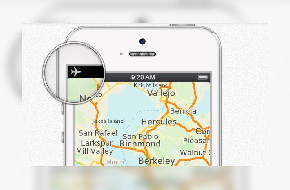 Maps.me kaardiäpp
