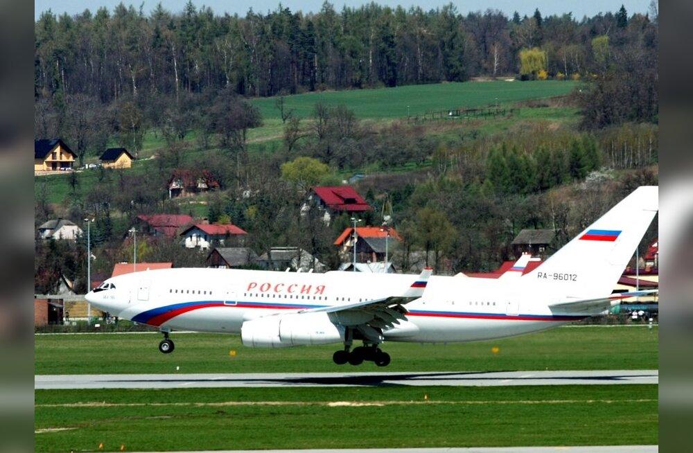 Venemaa ostab Airbusilt kaks presidendilennukit