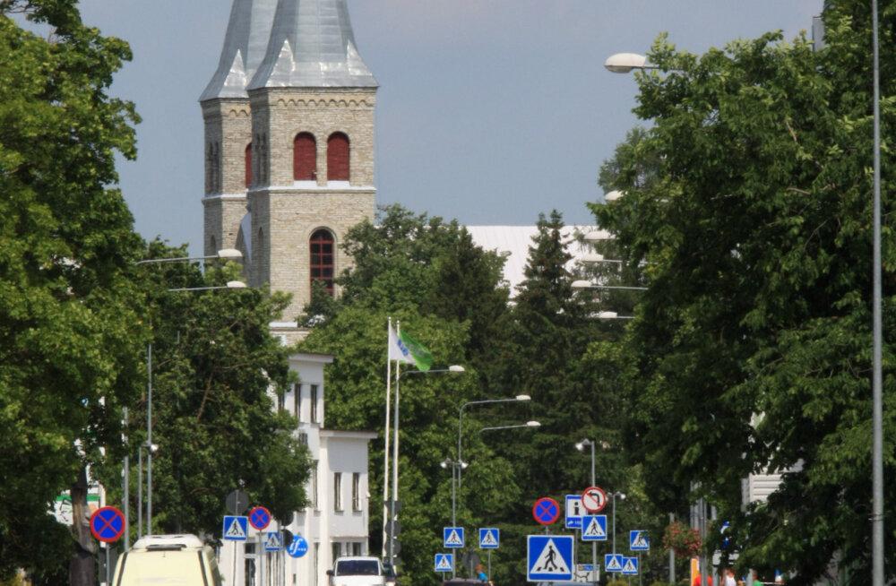 EESTI 100 AARET | Eesti üks erilisemaid maju asub Raplas