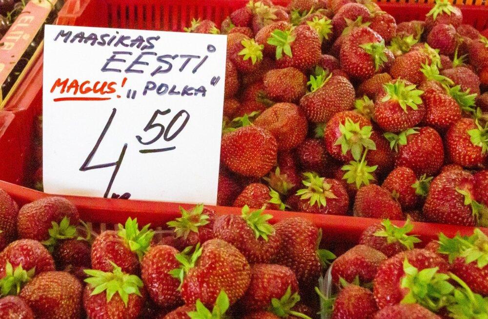 Pärnu turg