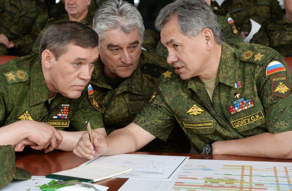 Ukraina esitas 18 kõrgele Vene ametnikule kriminaalkahtlustuse