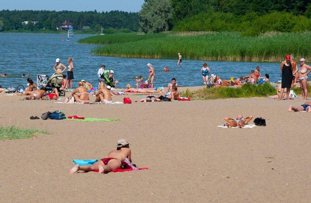 В окрестностях столицы Литвы становится все больше платных зон отдыха. Чем они привлекают туристов?