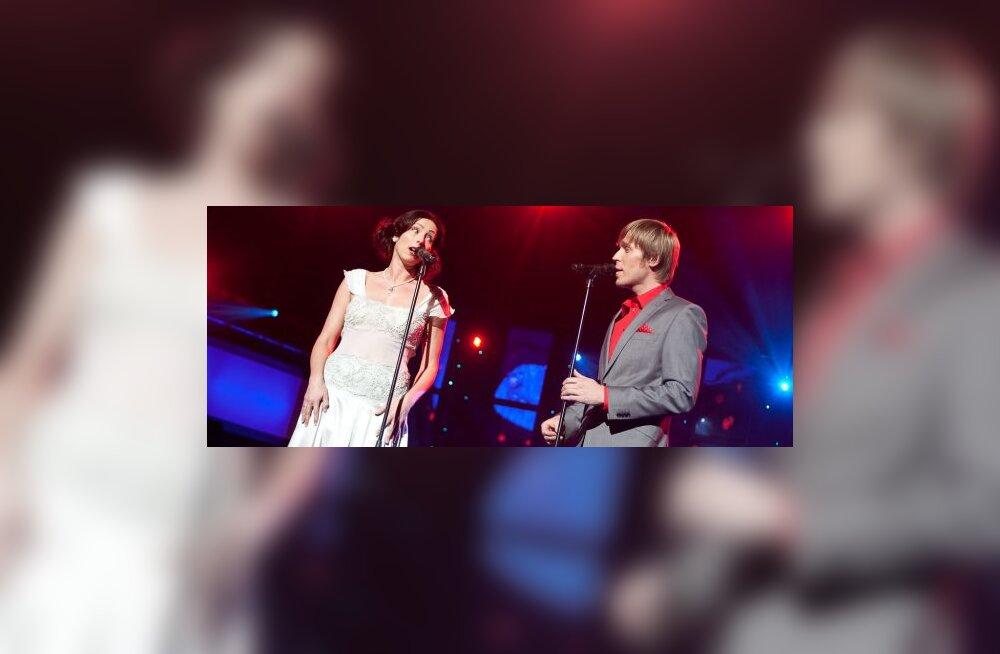 Laulud tähtedega
