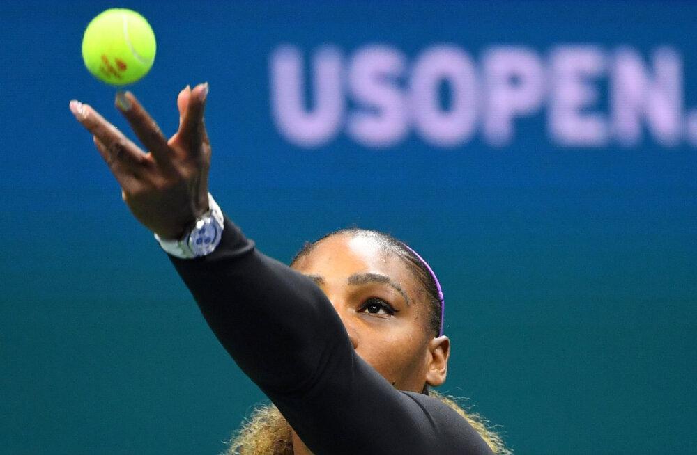 Serena Williams US Openil