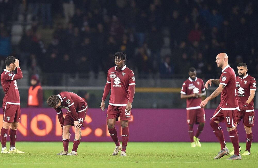Itaalia kõrgliigaklubi mängijal tuvastati koroonaviirus