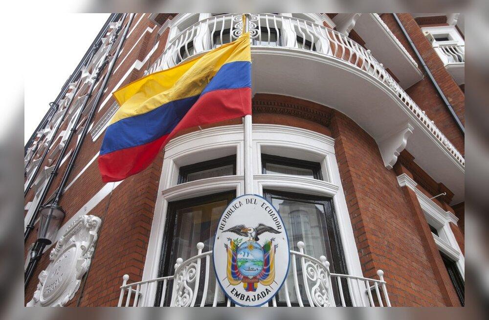 Ecuador kaalub Valgevene blogija väljaandmist Minskile