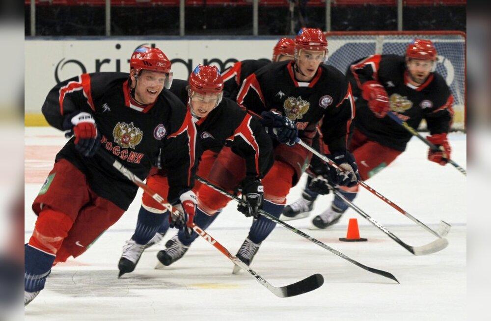 Venemaa nimetas hokikoondise: koosseisus vaid viis NHLi meest