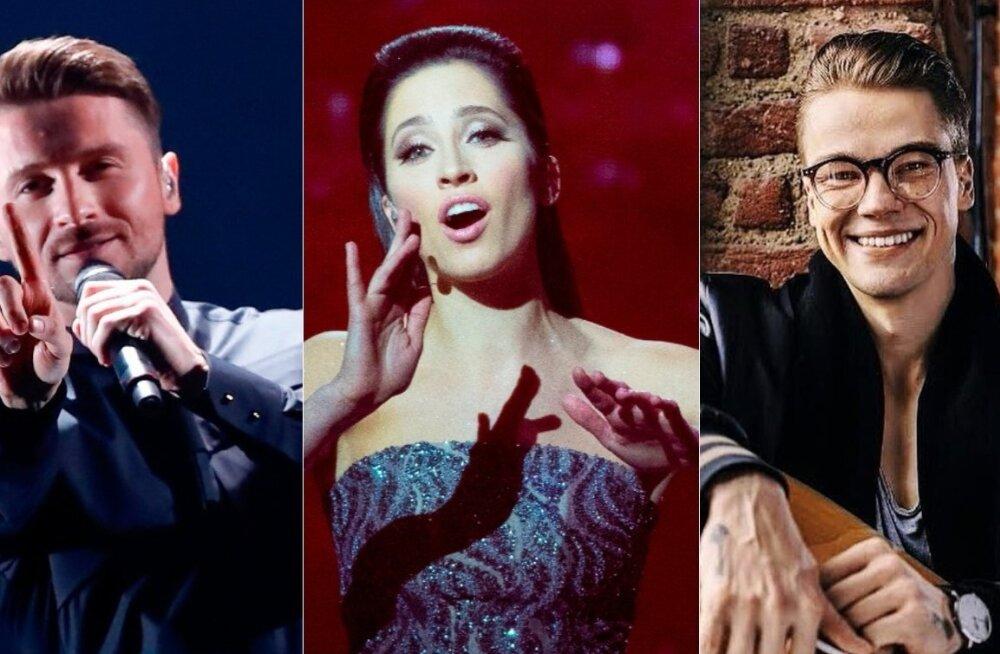 Eesti ennustabelite troonilt lükatud: LOE, keda peetakse tänavusel Eurovisionil Elina Nechayeva kõige kõvemateks konkurentideks!