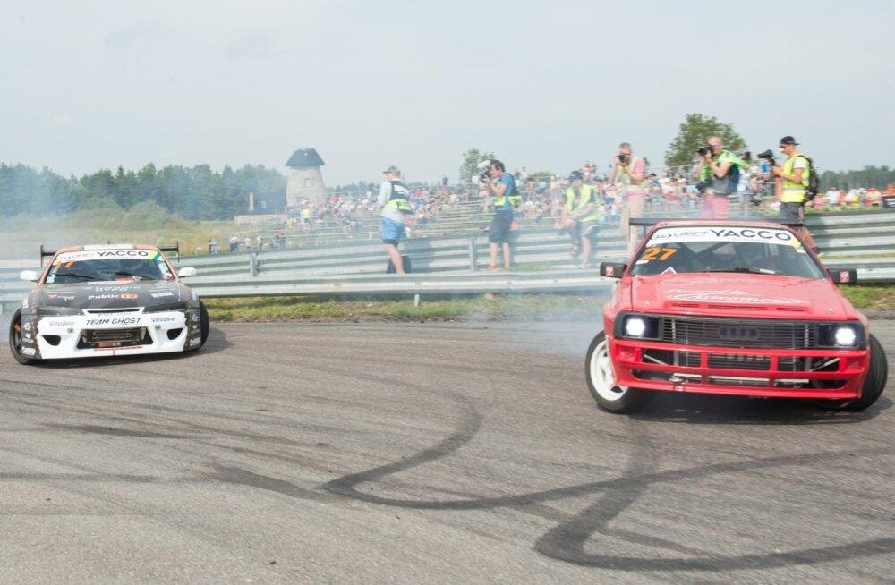 Drift Allstars toob Euroopa parimad driftijad taas Laitsesse