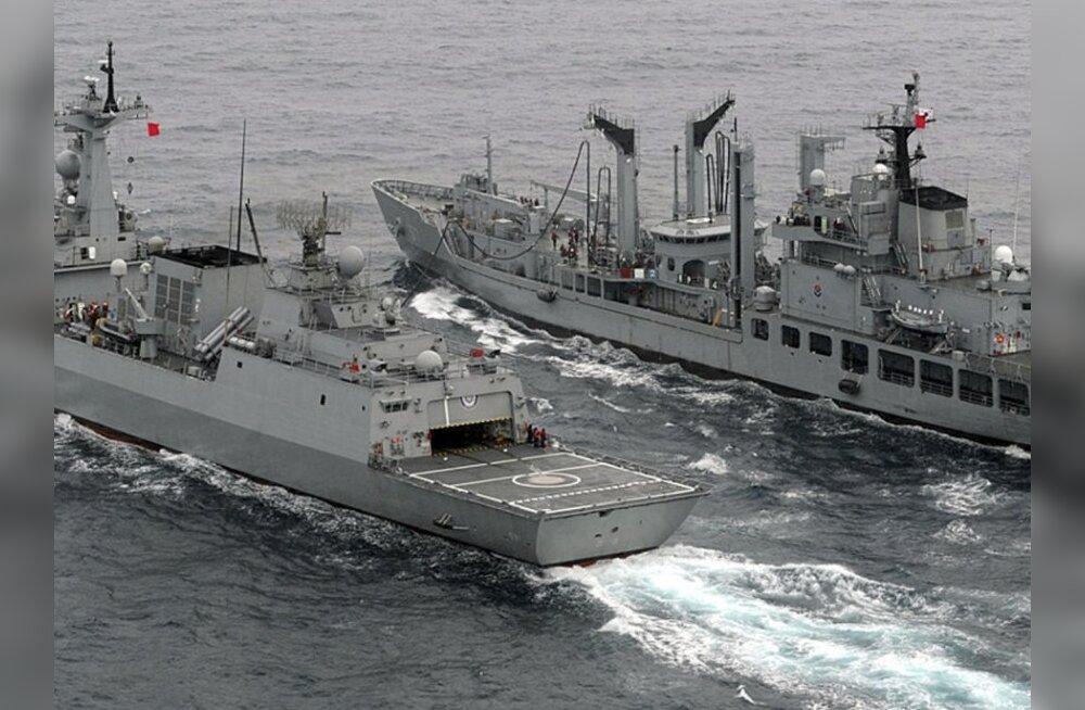 Россия и Франция создали кораблестроительный консорциум