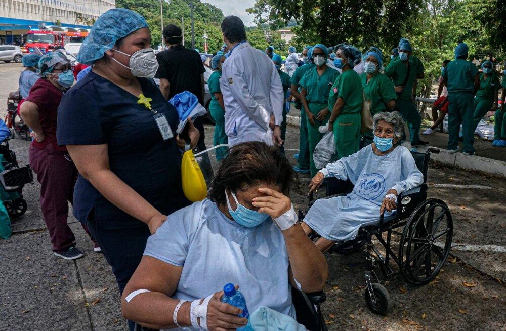COVID-19 surmade arv ületas globaalselt 800 000 piiri: Lääne-Euroopas on hakanud pead tõstma viiruse teine laine