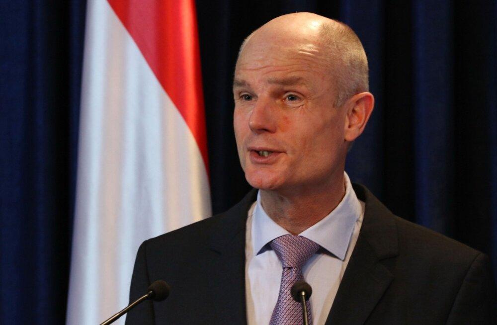 Holland kutsus tagasi suursaadiku Iraanis