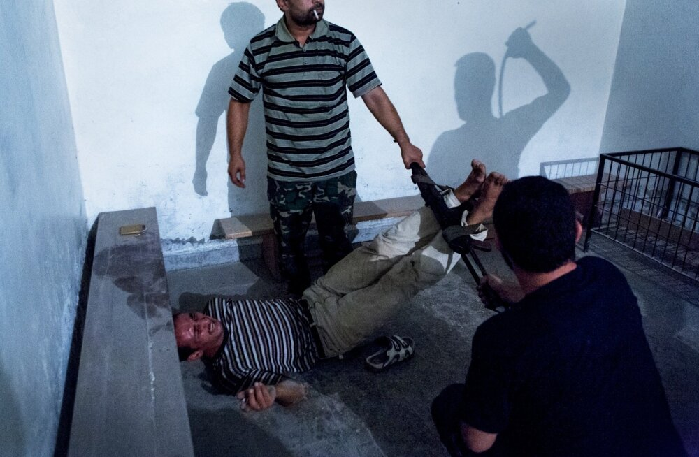 HRW: Türgi putšikatsejärgne eriolukord võimaldab politseil kinnipeetuid piinata ja väärkohelda