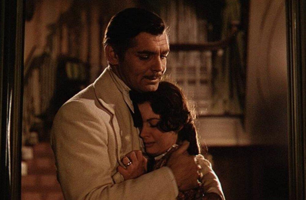 """Coca-Cola Plazas linastub aprillis kõikide romantikafilmide eeskuju """"Tuulest viidud"""""""