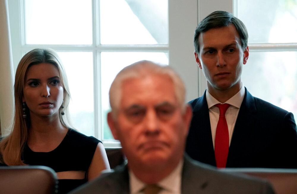 Trumpi veider diplomaatiline korpus: väimees, käekotidisainer ja jalgpalliklubi omanik