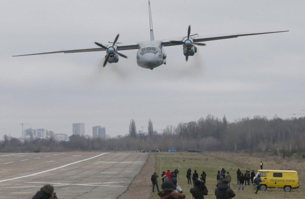 Venemaa Föderatsiooni lennuk rikkus Eesti õhupiiri, suursaatkonna esindaja kutsuti vaibale