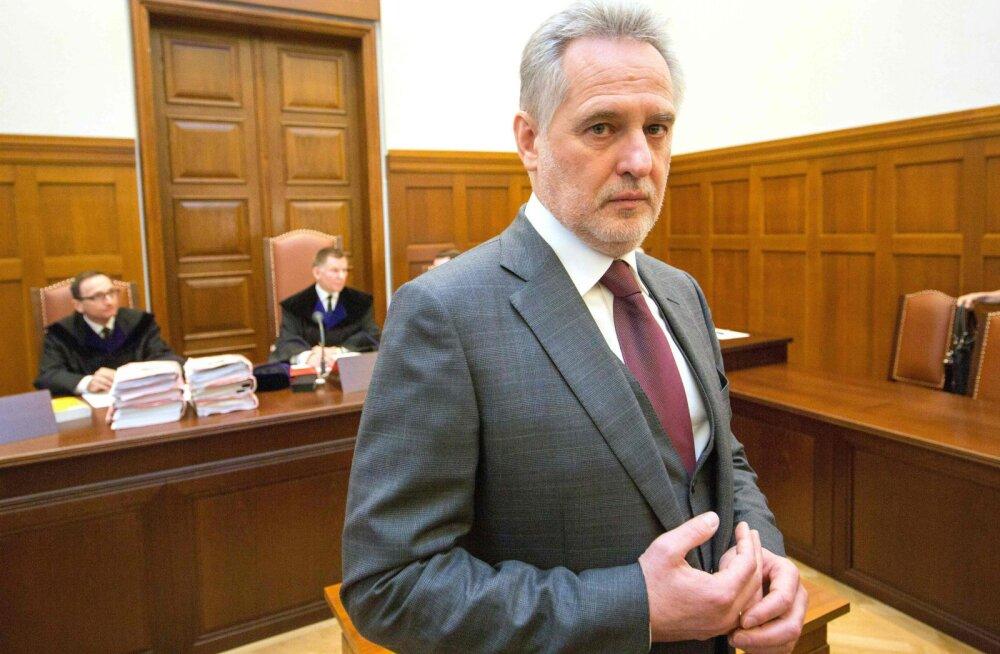 Eesti väetisetehase omanikust oligarh maandus Austrias trellide taga