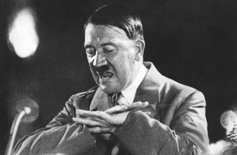 Austraalia ragbiliiga tipphetkede saates kuvati publiku sekka Hitler, telekanal vabandas