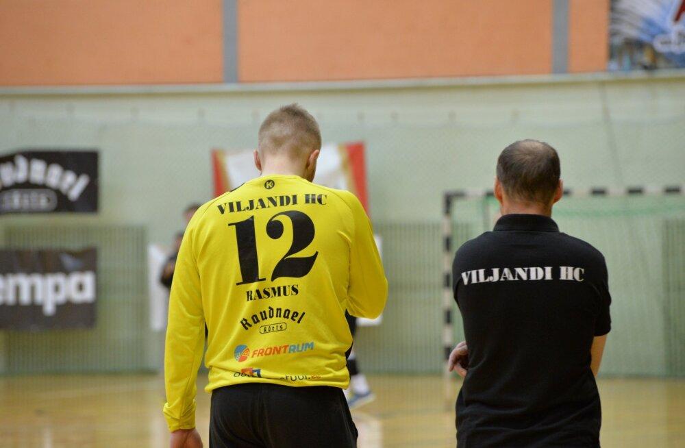 Käsipall Viljandi HC JA Põlva Serviti