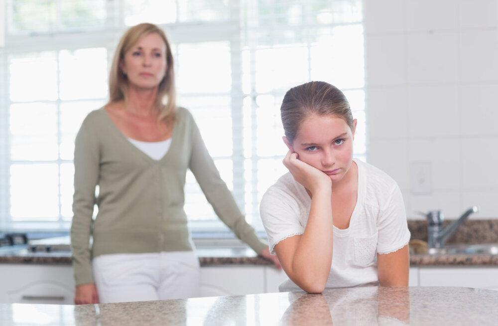 """4 """"ужасных"""" вещи, за которые мы злились на своих мам, а теперь благодарны"""