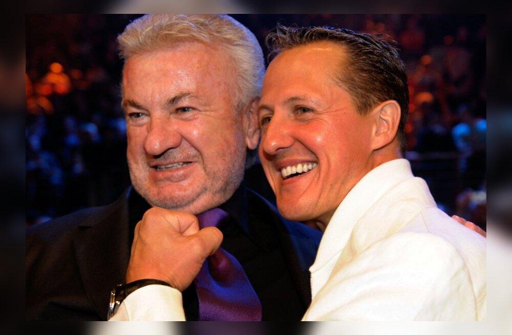 Schumacheri endine mänedžer: tänapäeva piloodid on jonnipunnid