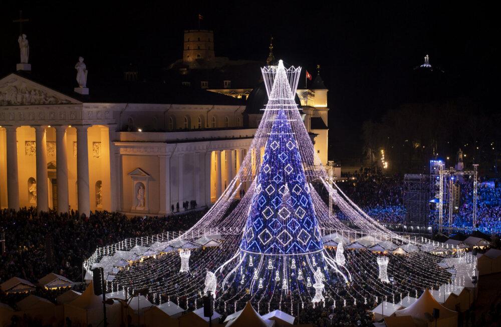 Рождество и Новый год в Вильнюсе: куда пойти и чем заняться