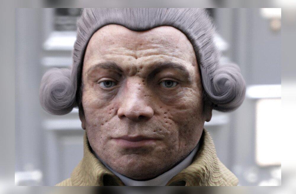 Giljotiinisõbrast revolutsioonijuht Robespierre põdes ise ebatavalist haigust