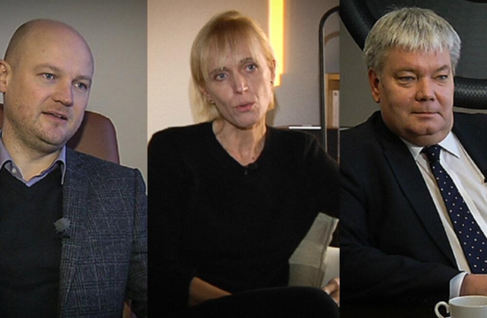Kas vaibuvad kired Eesti riigipea ümber? Iivi Anna Masso ja presidendi kantselei räägivad lõpuks ometi suud puhtaks!