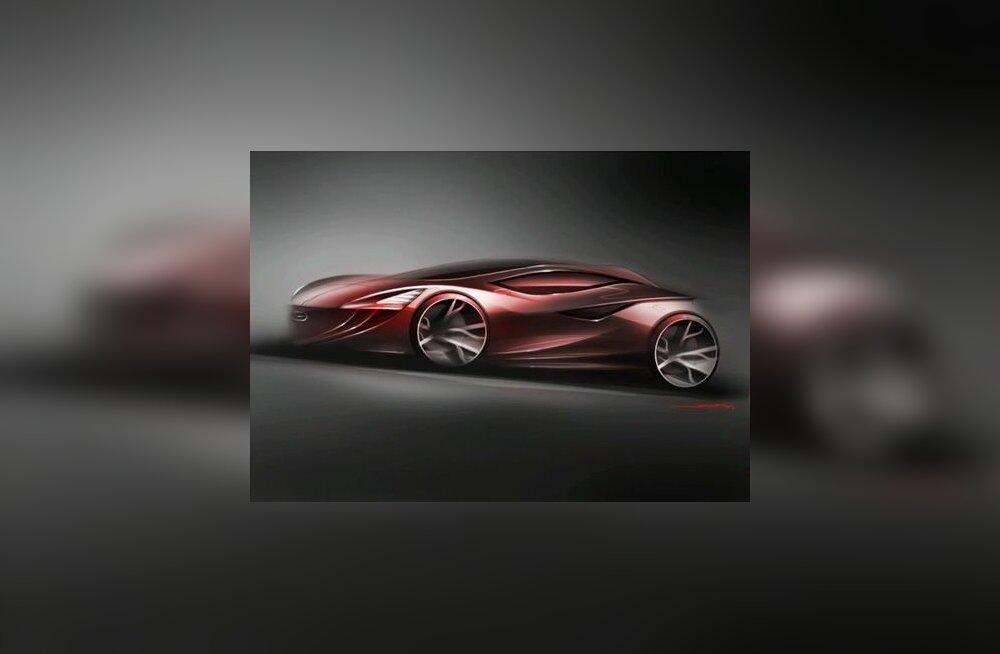2018. a. Mazda3 kontsept