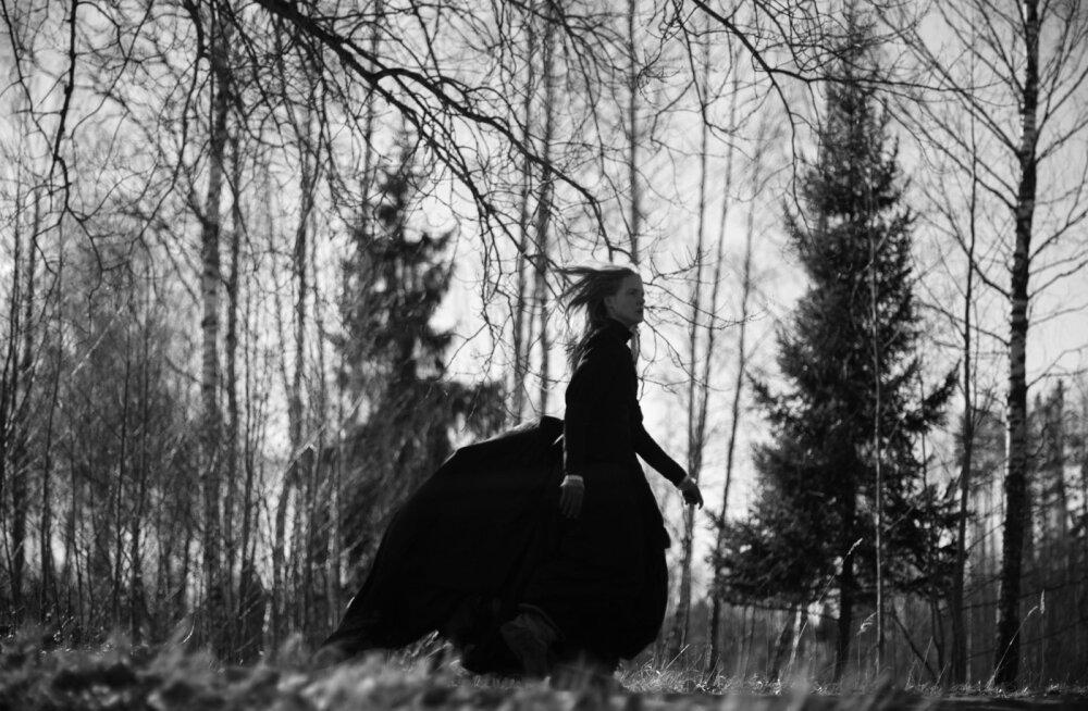 """Rea Lest mängib filmis """"November"""" Liinat."""