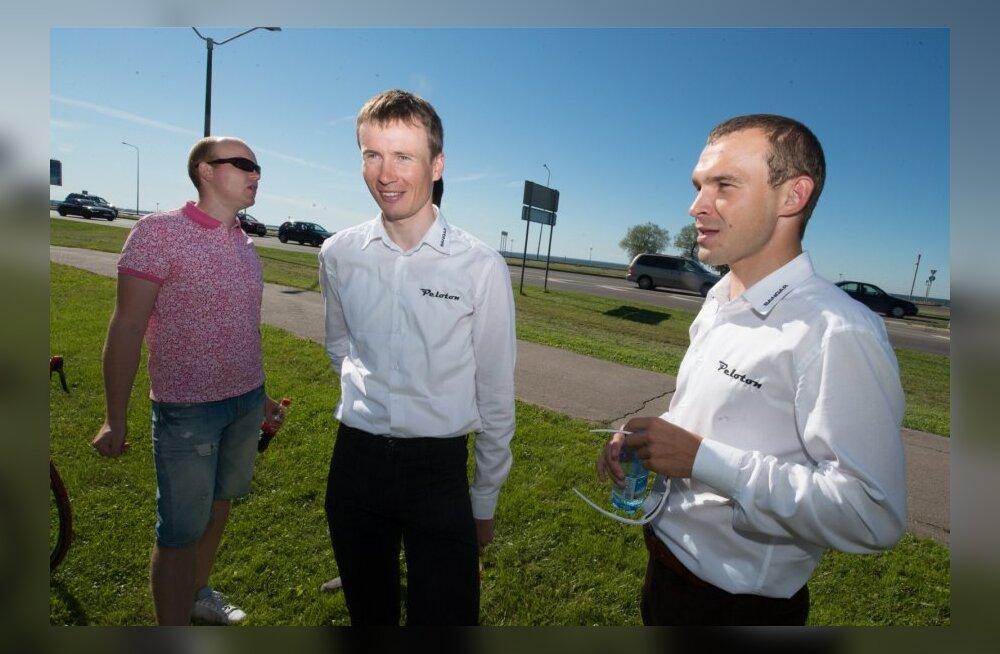 Jalgrattaklubi Peloton, Rene Mandri, Kaspar Kokk