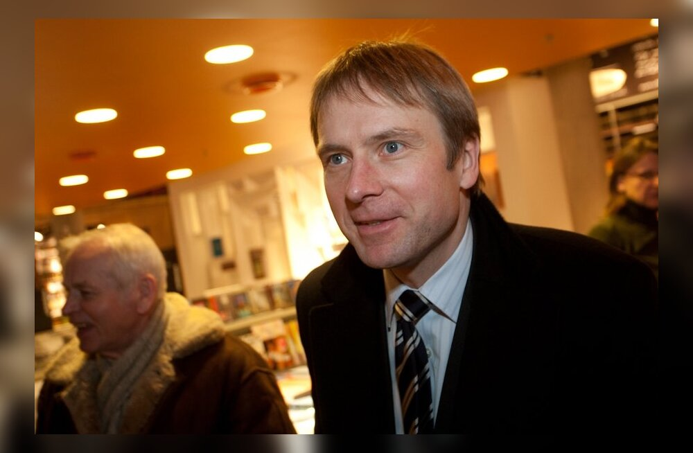 Eerik-Niiles Kross: Jaak Allik eksib 40 korda
