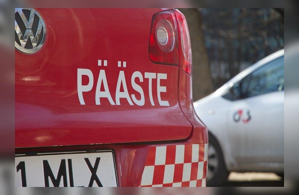 Valgamaal hukkus elumaja tulekahjus meesterahvas